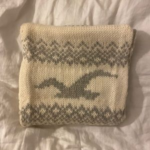hollister winter infinity scarf
